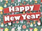happy new year新年图片