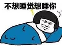 不想睡觉想睡你