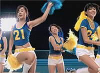 韩国美女组合少女时代美腿热舞gif动态图