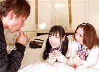 动态图:小妹妹,吃棒棒糖吗?