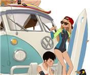 韩国漫画小姐与司机5