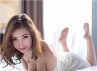 尤物大胸尤米线沙衣镂空销魂诱惑人体写真