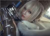COS 《Fate/Stay Night》阿尔托利亚·潘德拉贡 CN: o千夜未来o