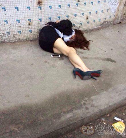 美女嘘嘘图片_美女喝醉后的下场图片 韩国美女喝醉以后_内涵图 - 无趣图